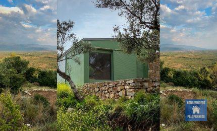 hyr huset i olivlundarna