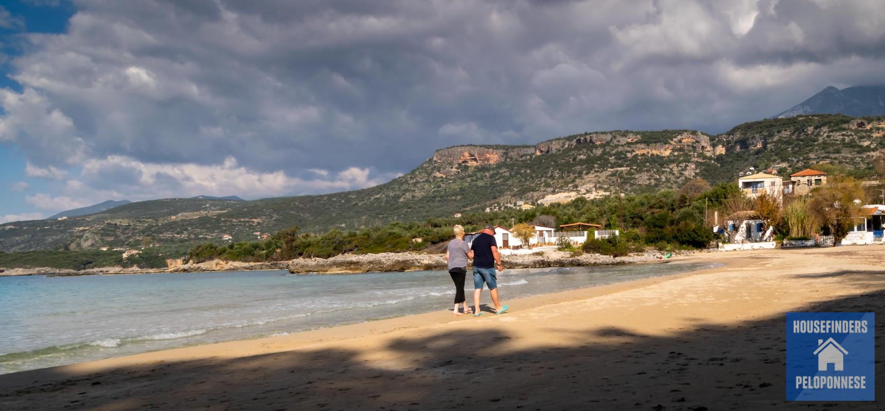 Housefinders Peloponnese hyra boende långtid Peloponnesos Grekland Kalamata Nafplio